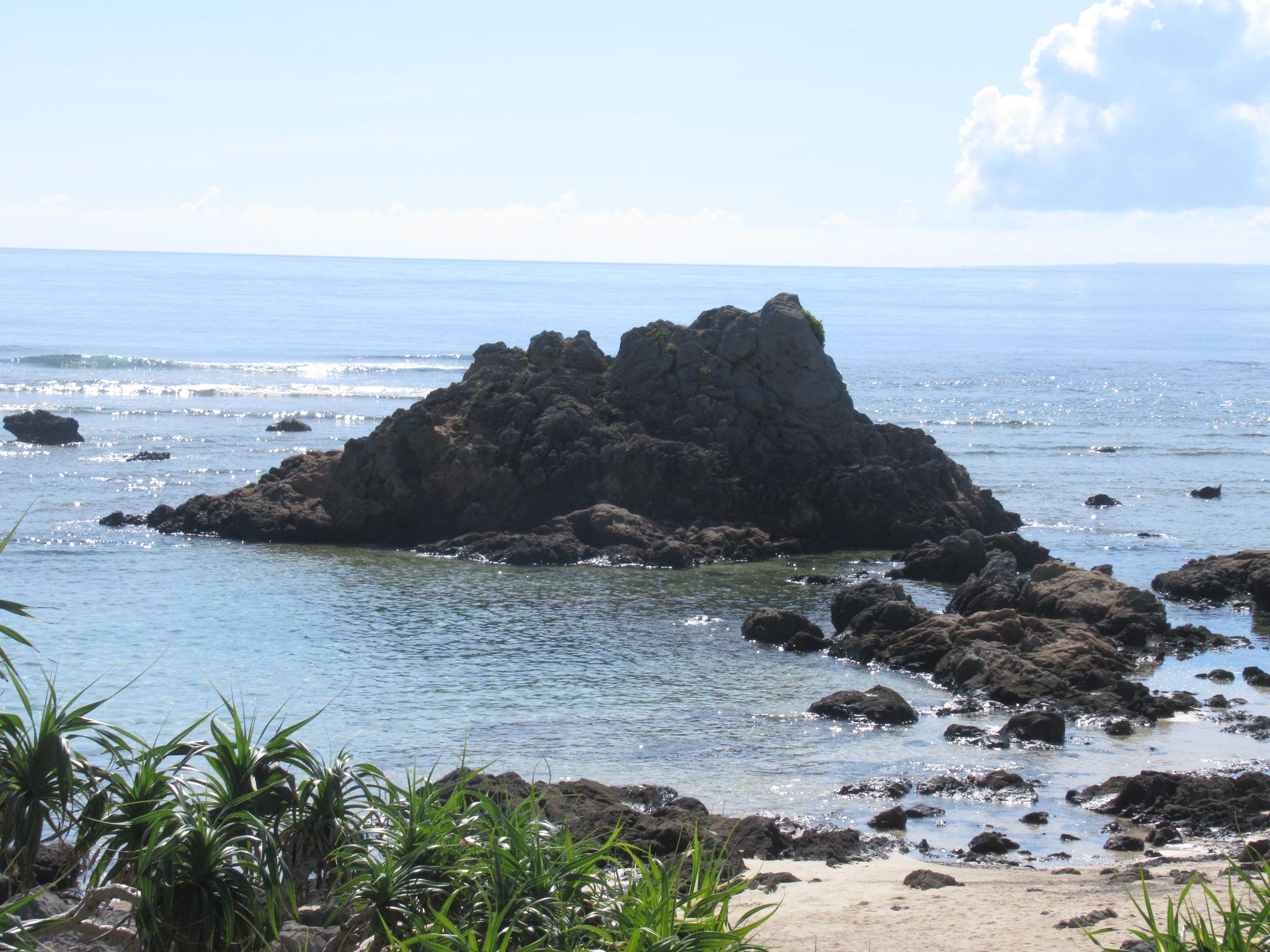 あやまる岬からの風景