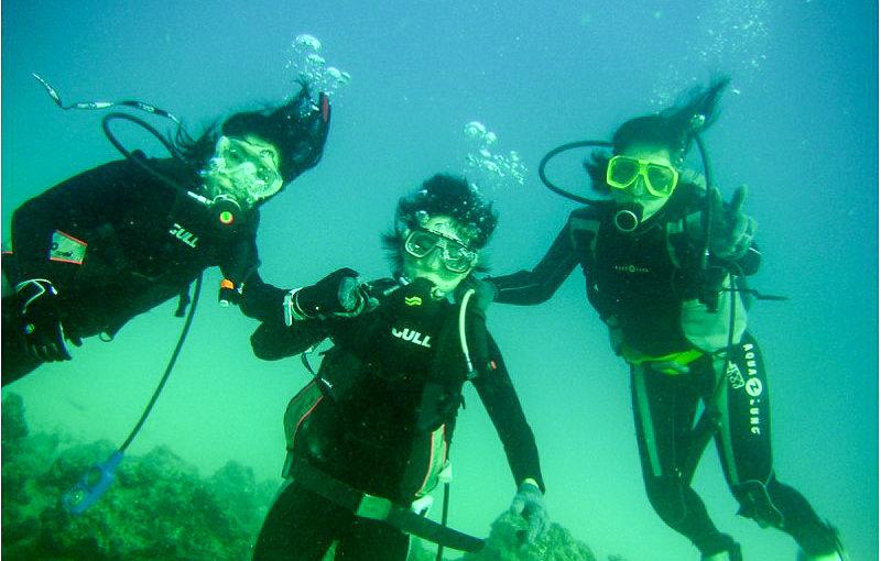奄美大島ダイビング