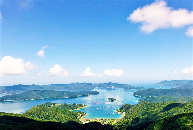 絶景が望める加計呂麻島