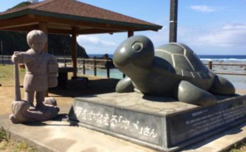 奄美大島の笠利半島東海岸海中公園