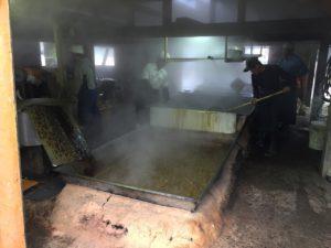 奄美大島の西田製糖工場