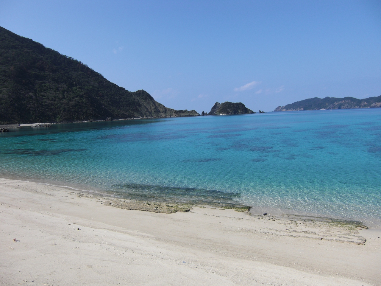 奄美大島の屋鈍海岸