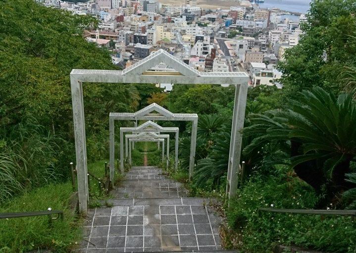 奄美大島のおがみ山公園