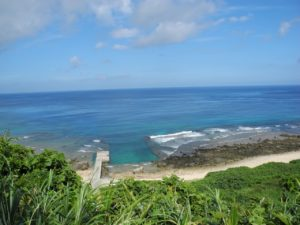 奄美大島の与路島