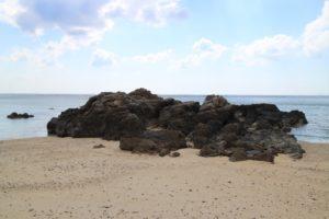 奄美大島の用安海岸