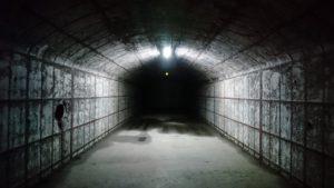 奄美大島の旧陸軍弾薬庫跡