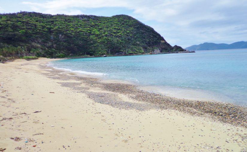奄美大島の実久海岸