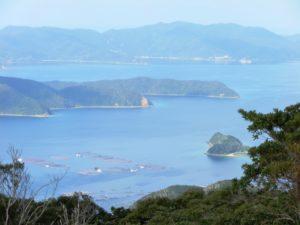 奄美大島の大島海峡