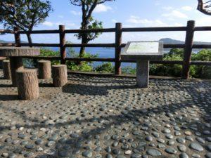 奄美大島のマネン崎 展望所