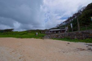 奄美大島の崎原海岸